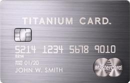 ラグジュアリーカード<Titanium Card>