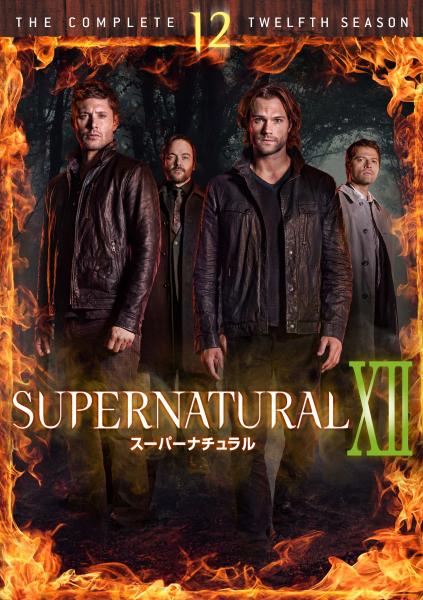 SUPERNATURAL スーパーナチュラル シーズン12