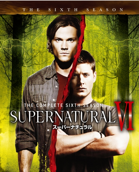 SUPERNATURAL スーパーナチュラル シーズン6
