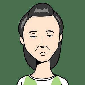 鈴子の母(キムラ緑子)