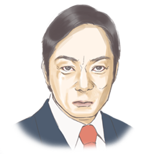 コンドウ/山崎信一郎(香川照之)
