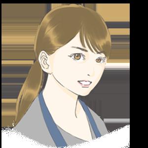 井上綾子(森口瑤子)