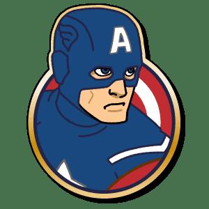 キャプテン・アメリカ/スティーブ・ロジャース(クリス・エヴァンス)