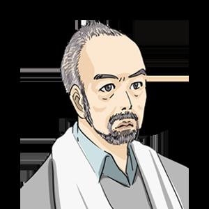 間邦夫(塚本晋也)