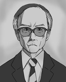 牧悟郎(岡本喜八)