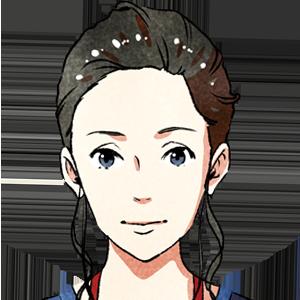 横峯 あかり(新木 優子)