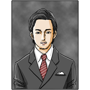 柴門暖(モンテ・クリスト・真海)(ディーン・フジオカ)