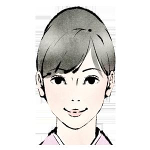 月島なな(芳根京子)