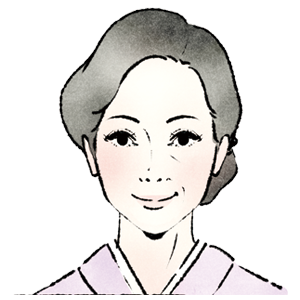 月島ルリ子(戸田菜穂)