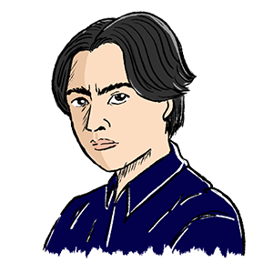坂上圭司(山田孝之)