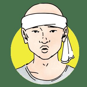 山越俊助(山崎俊太郎)