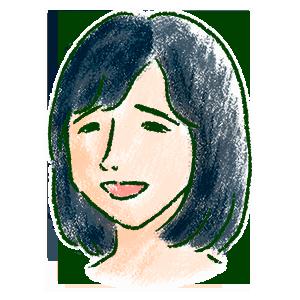 紫田亜紀(松岡茉優)